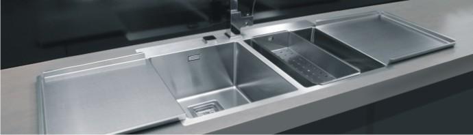 Obiecte sanitare pentru bucatarie