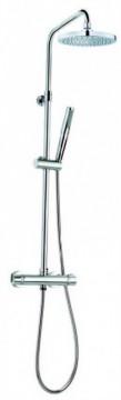 poza Sistem de duş termostatat, cu buton ECO şi oprire de siguranţă la 38°C Teka MT PLUS 46.238.02.00