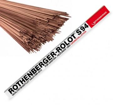 poza Aliaj pentru lipirea tare Rothenberger ROLOT S94