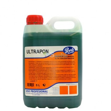 poza Detergent manual PONSPRO ULTRAPON