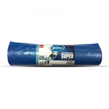 poza Saci menaj Sushi Optima Super 240L 115x130cm albastru 10buc