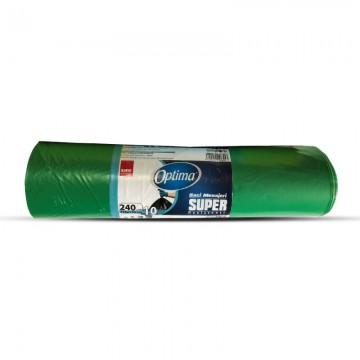 poza Saci menaj Sushi Optima Super 240L 115x130cm verde 10buc